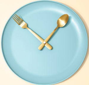 fasting-plate